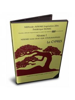 DVD Vidéo Niveau I - Le cyprès - SANS interactivité