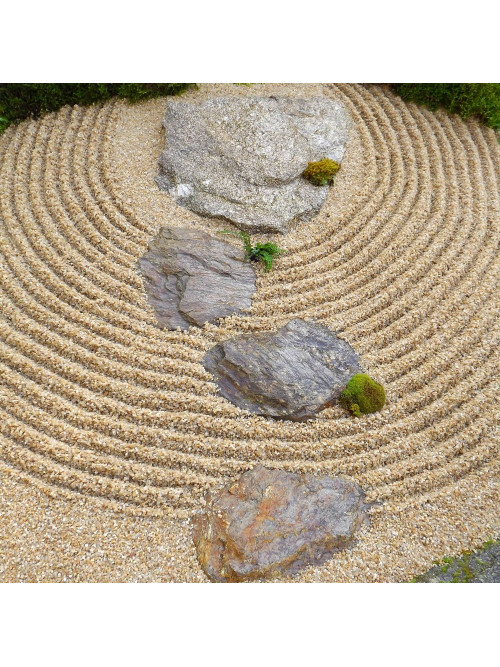 Japanese paths course - Advanced creation of Japanese garden