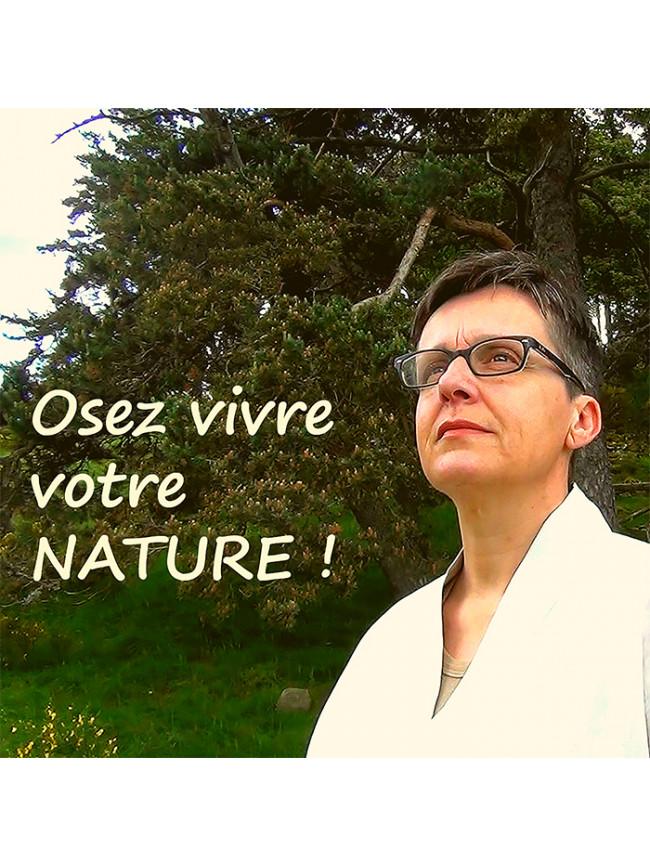 Coaching NATURE - inscription