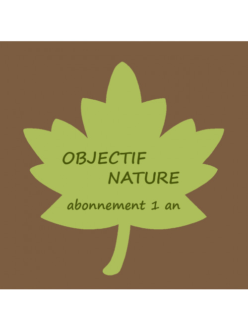 COACHING NATURE Abonnement 1 an