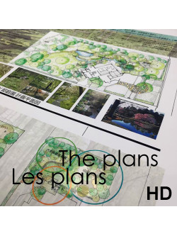 Video de formation - Les plans du jardin japonais