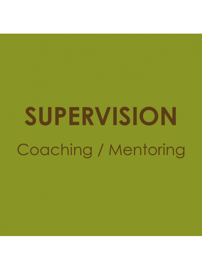SUPERVISION - Coaching/mentoring