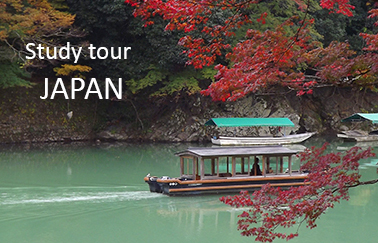 Study tour in Japan